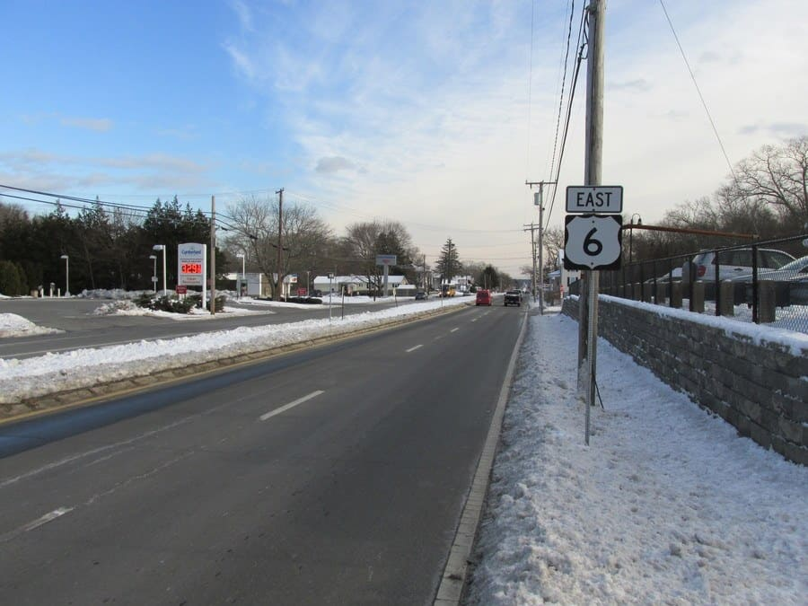 US Route 6 eastbound