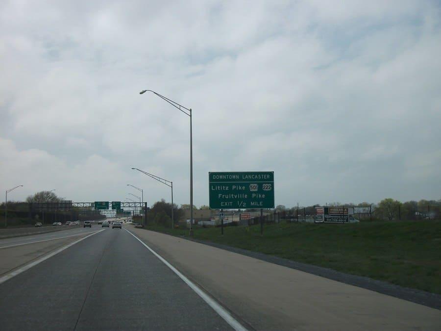 US Route 30 - Pennsylvania