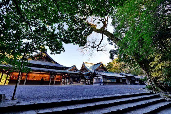 Ise Grand Shrine - Japan