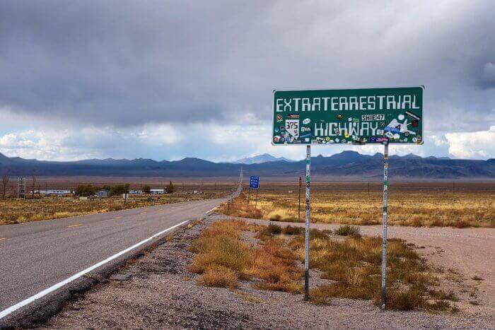 Area 51 - Nevada