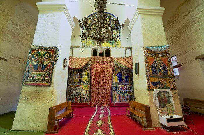 The Church of Our Lady Mary of Zion - Ethiopia