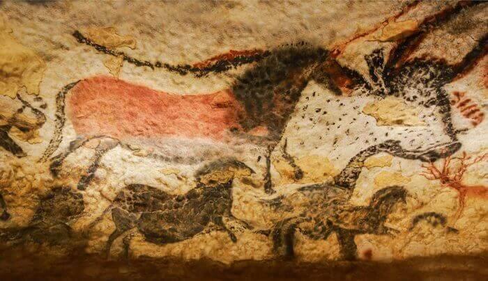 Grotte de Lascaux caves