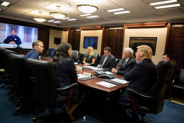 The White House Situation Room