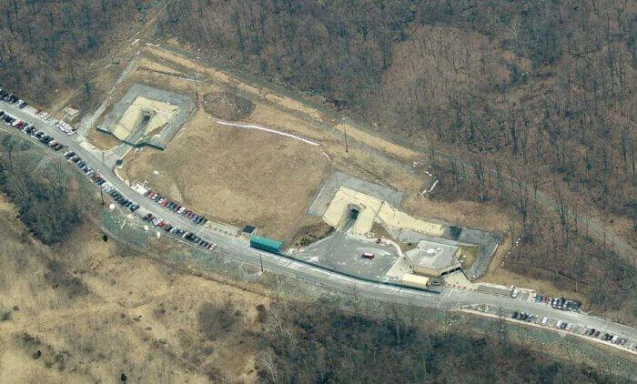 Pennsylvania's Raven Rock Mountain Complex