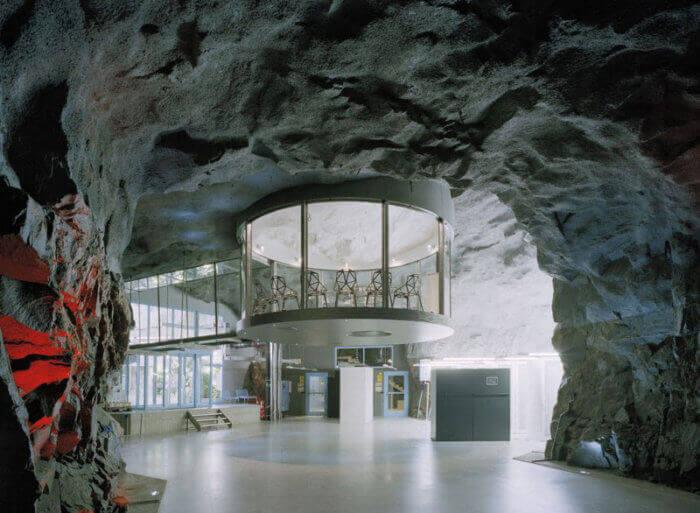 The Bahnhof Data Center