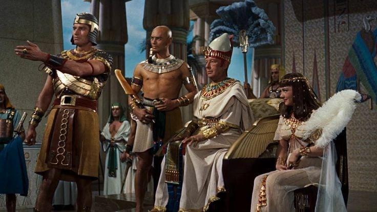 The Ten Commandments (1956 film)