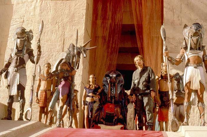Stargate (film) scene