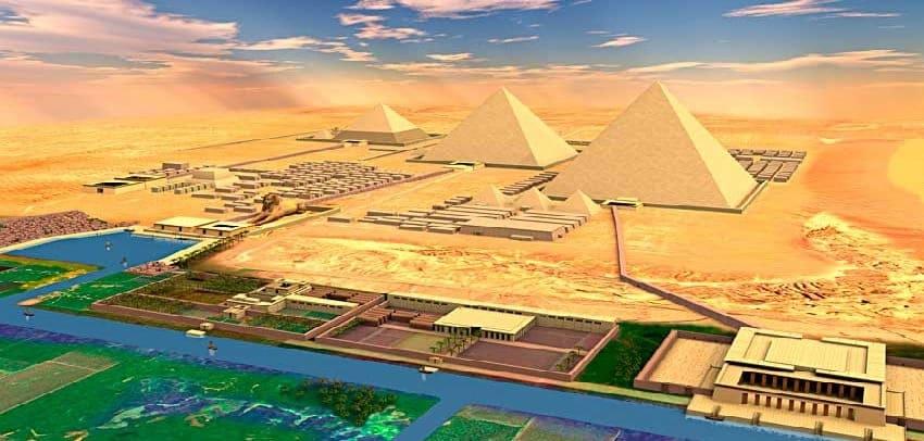 great Egypt illustration
