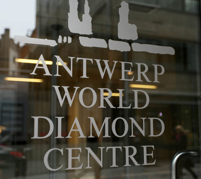 Antwerp Diamond Center Vault