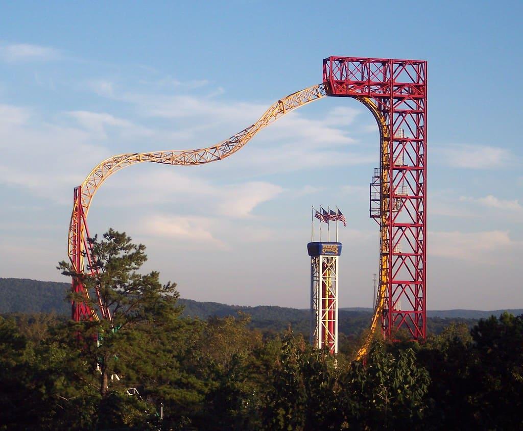 Arkansas X-Coaster