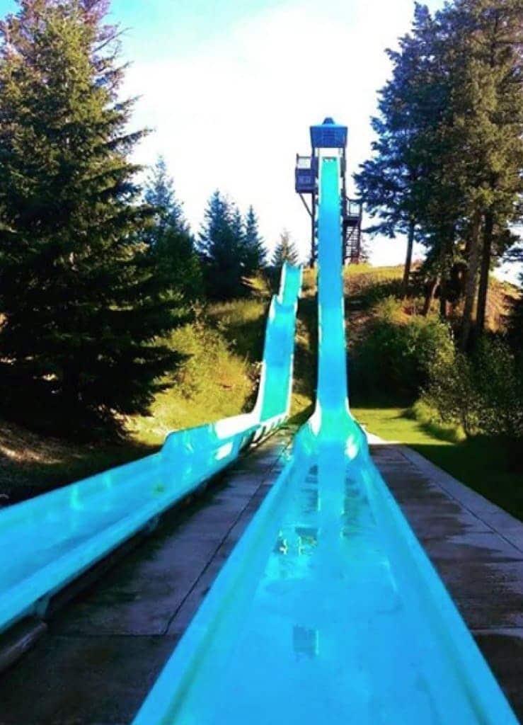 Geronimo Speed Slide