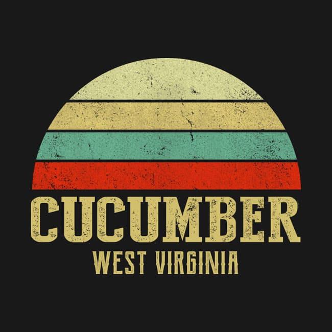 Cucumber, West Virginia logo