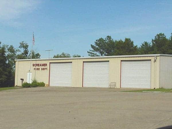 Screamer, Alabama local garage