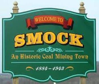 Smock, Pennsylvania