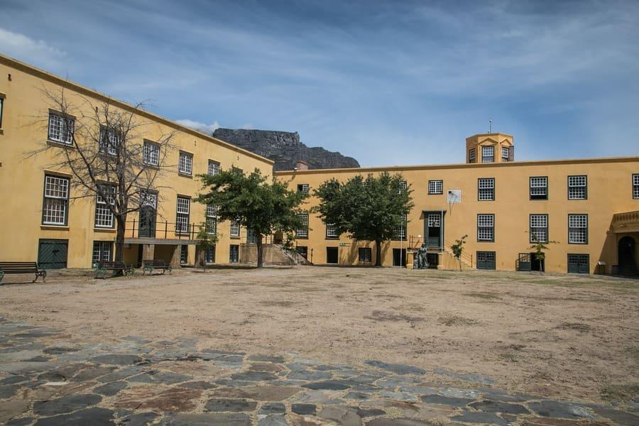 Castle of Good Hope or Castle or Cape Town Castle