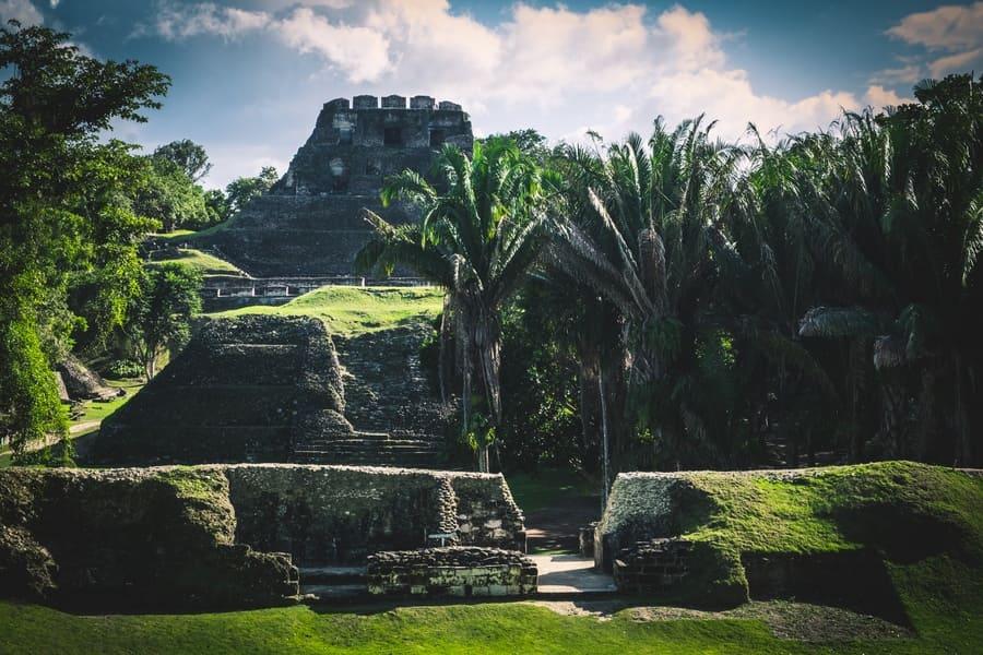 Xunantunich ruins, Belize