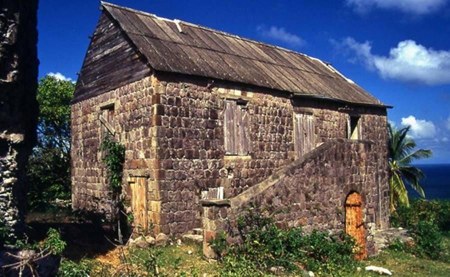 Eden Brown Estate, Nevis