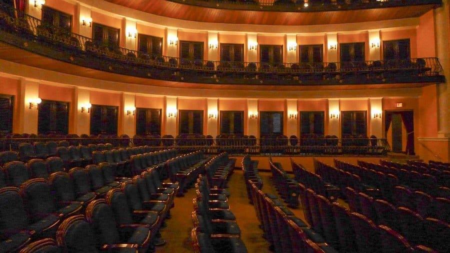 Teatro Tapia, Puerto Rico