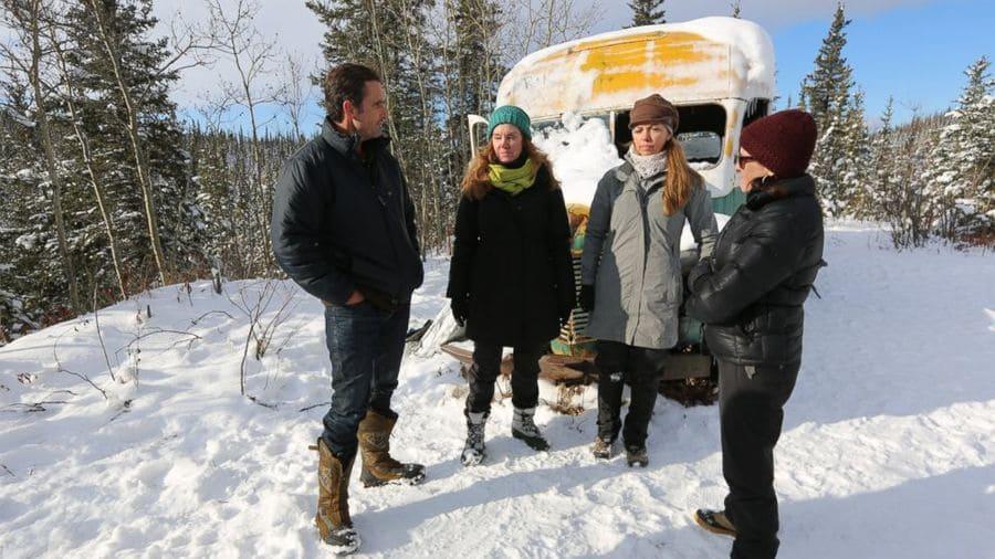 Chris McCandless' Sisters Return to His Alaskan Home