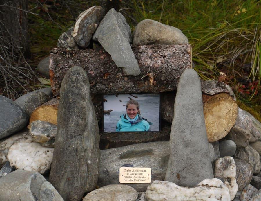 Claire Ackermann memorial