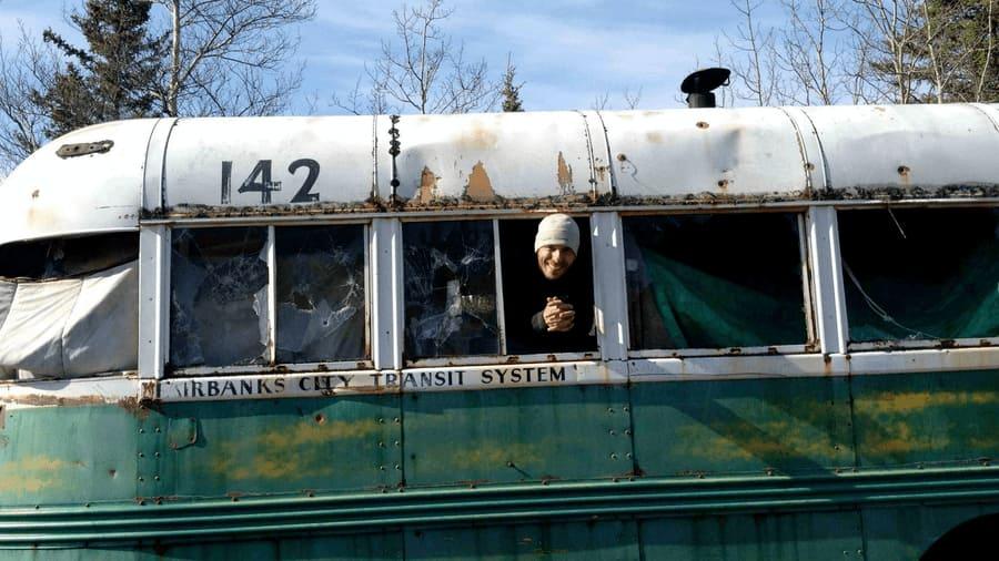 Edie Habeck at bus 142
