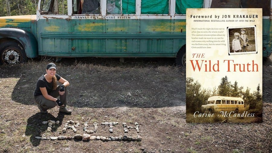 The Wild Truth by Carine McCandless