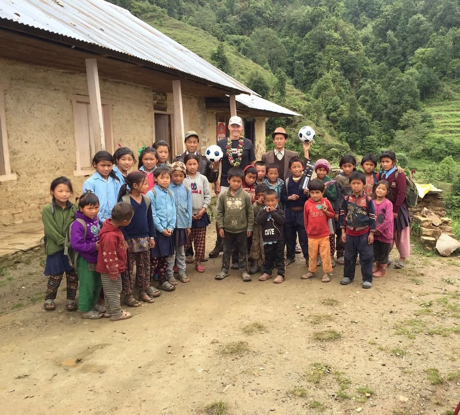The Mount Everest Foundation for Sustainable Development in Nepal & Tibet