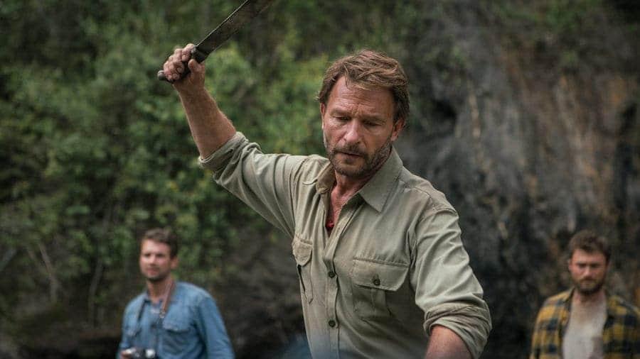 Thomas Kretschmann who plays Karl Ruprechter in the movie