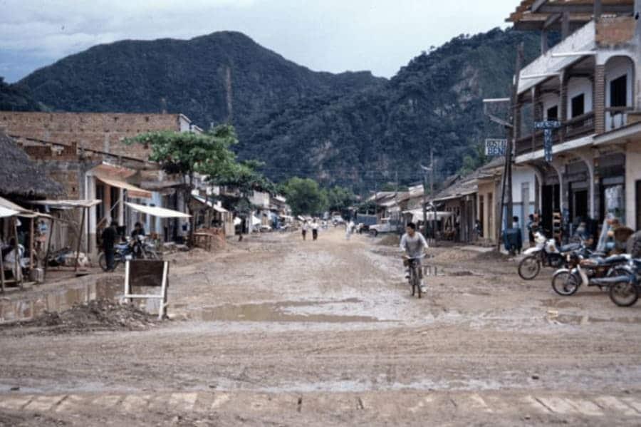 the village of Curiplaya