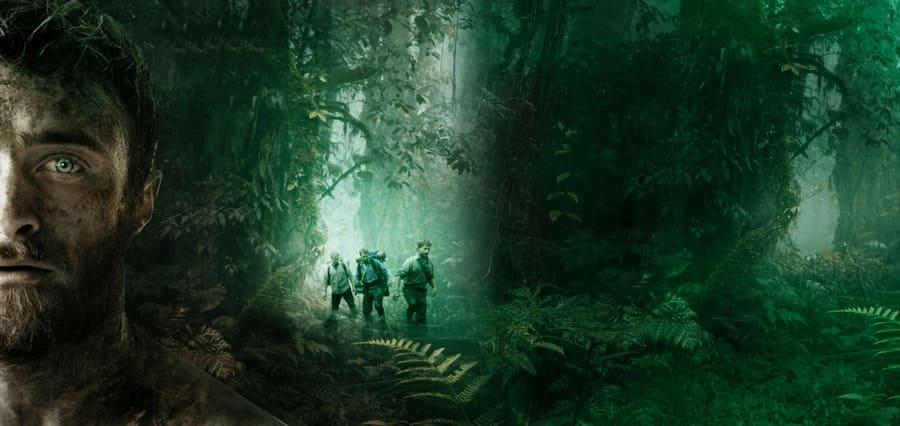Jungle publicity still- Movie poster