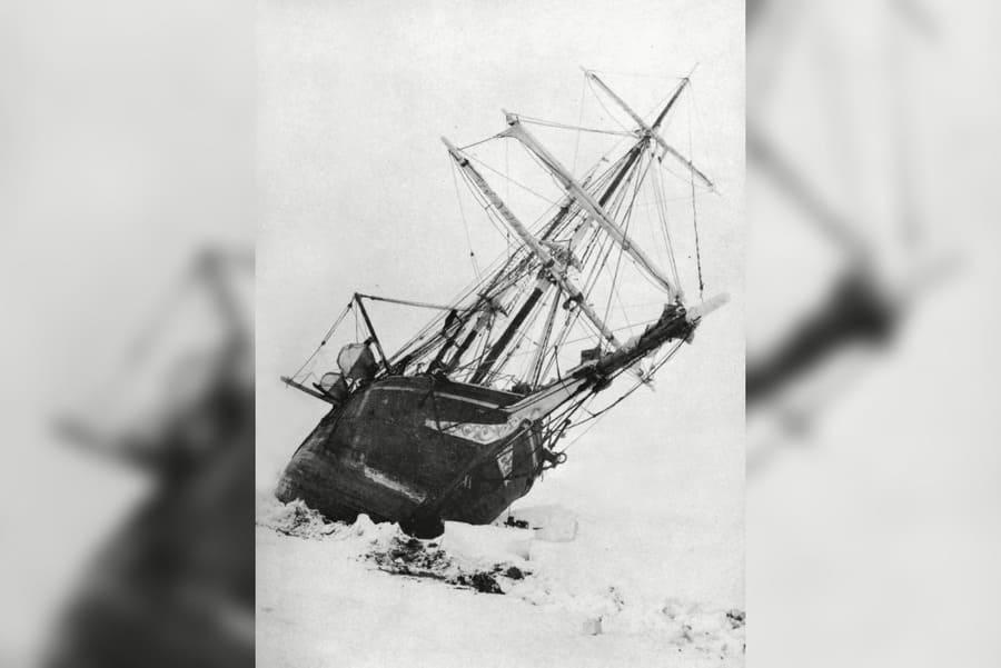 Shackleton's Endurance