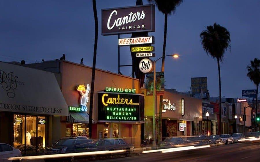 Canter's Deli