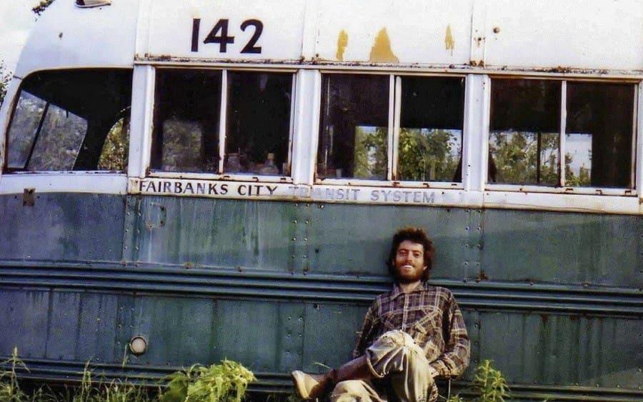 Chris McCandless, 1992