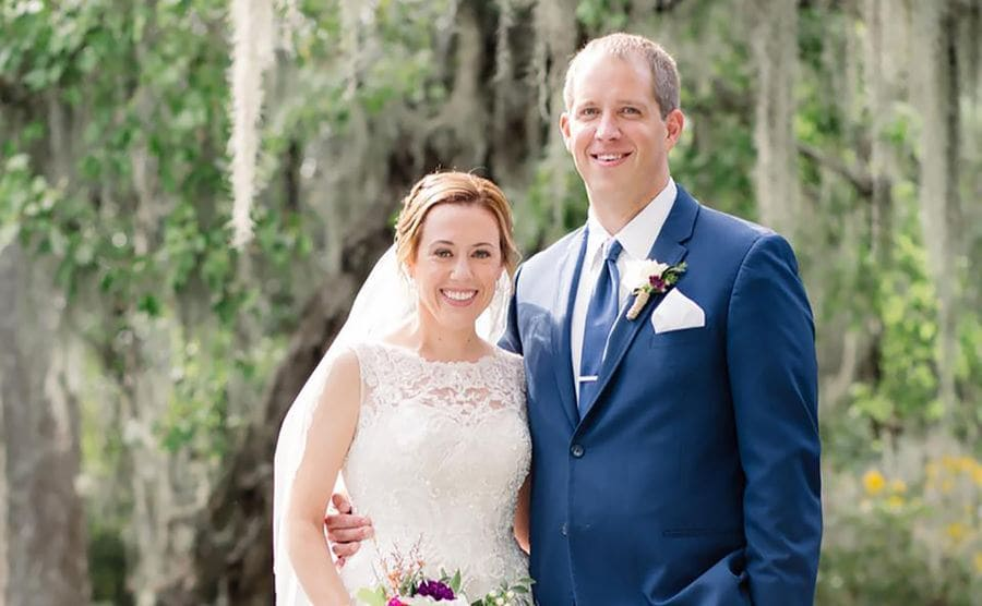 Matthew Urey and Lauren Barham