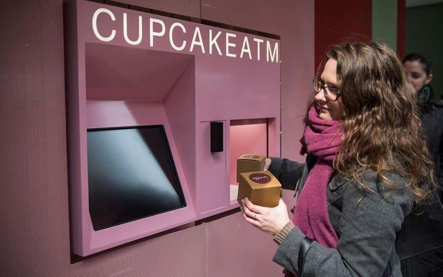 Kratom Crazy Sprinkles Cupcake Vending Machine