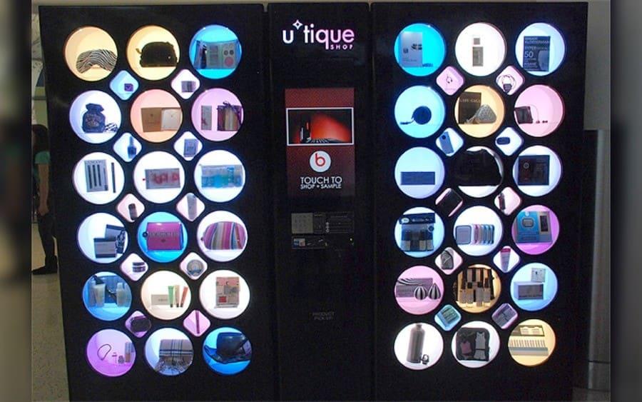 Last-Minute Gifts Vending Machine