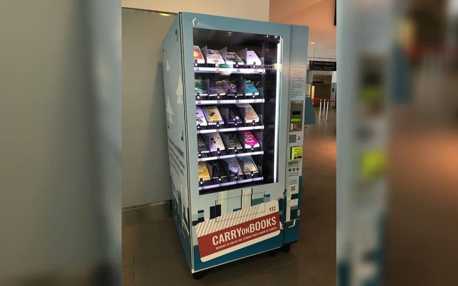 Books Machine in Canada