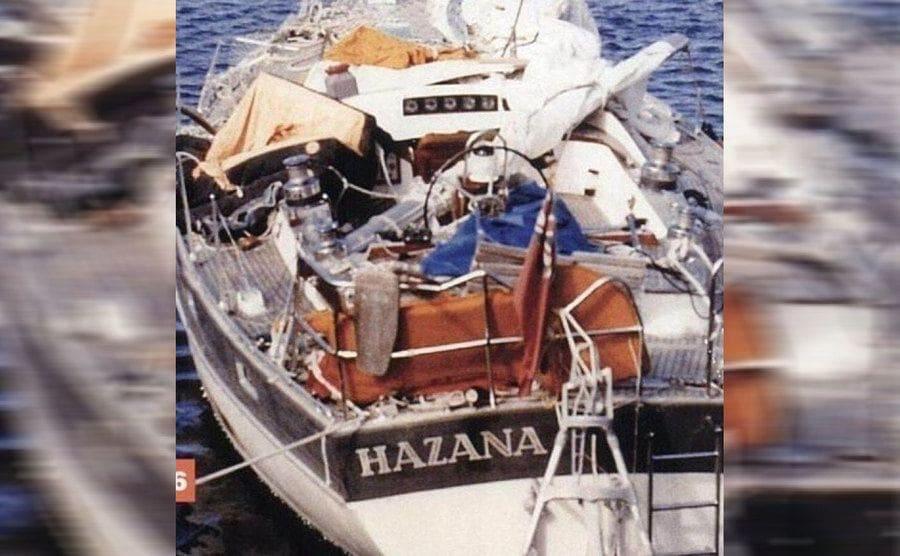 The Hazana Boat