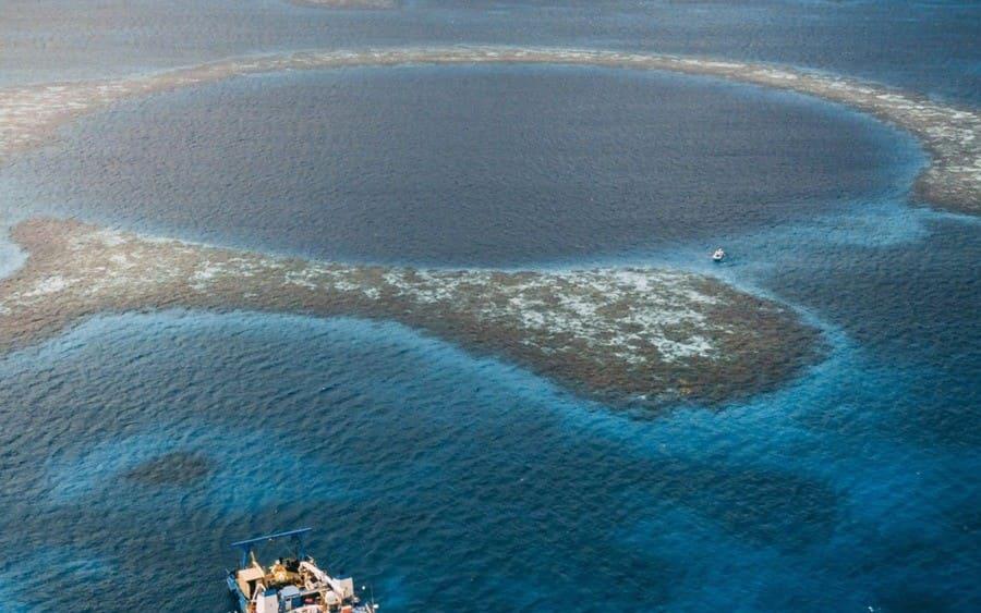 Belize's Great Blue Hole