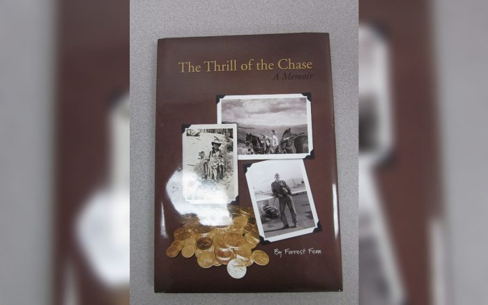 thrill of the chase Book