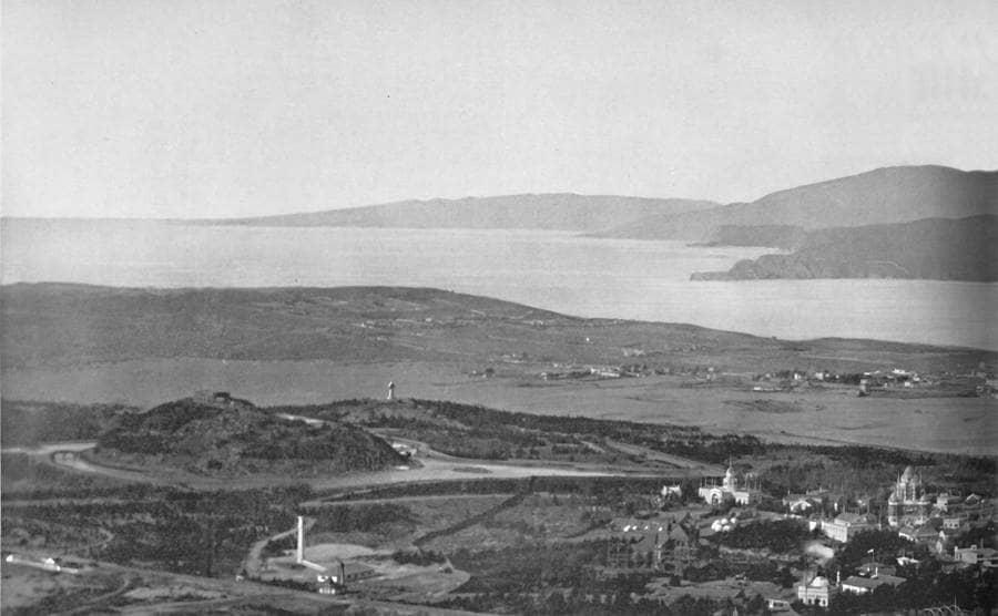 San Francisco circa 1900