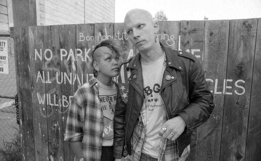 Haight Ashbury Punks/Skinheads
