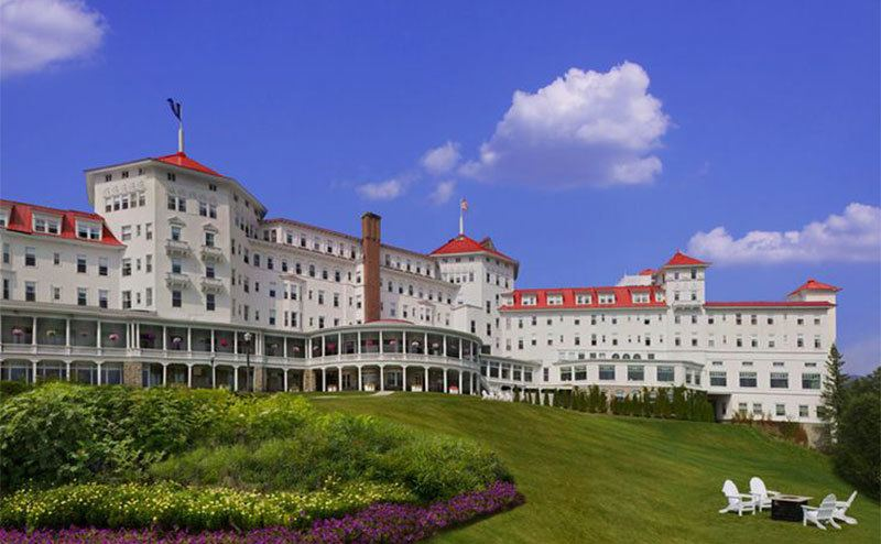 Mount Washington's Omni Resort.